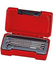 tengtools TM149 verktygskurvor set 4 med spetsar, sprintdrivare och krokar
