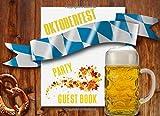Oktoberfest Party Guest Book: A Keepsake Book For Germans
