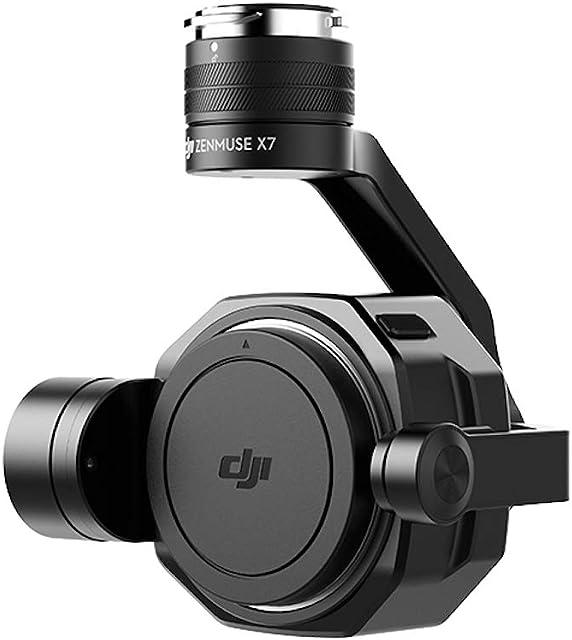 DJI Zenmuse X7 - Cámara Compacta con Sensor Super 35 y Gimbal Integrado Video y Foto en HD y Calidad Profesional Compatible con Drones DJI Inspire 2 6K CinemaDNG 5.2K Apple ProRes
