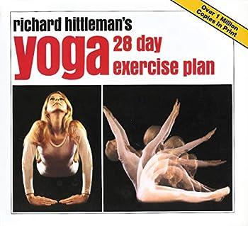 Paperback Richard Hittleman's Yoga: 28 Day Exercise Plan Book