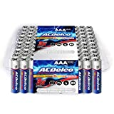 ACDelco 100-Count AAA Batteries, Maximum Power Super Alkaline Battery