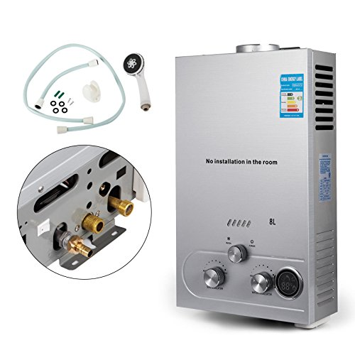 Guellin LNG Calentador de Agua de Gas Natural Calentador de Agua Calen