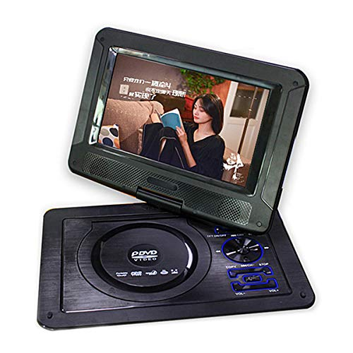 Amazing Deal WWK Portable DVD EVD Player, 9.8 Inch with TV/FM/USB/Game Function Home Video Playback ...