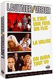 Coffret Lautner / Veber 3 DVD :  Il était une fois un flic / La Valise / On aura...