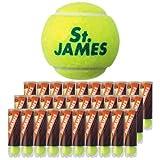 【新パッケージ】【2箱セット】St.JAMESテニスボール