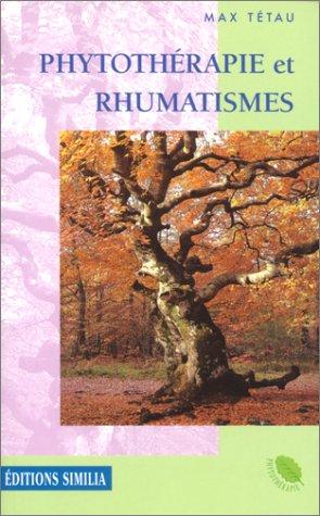 Phytothérapie et rhumatismes