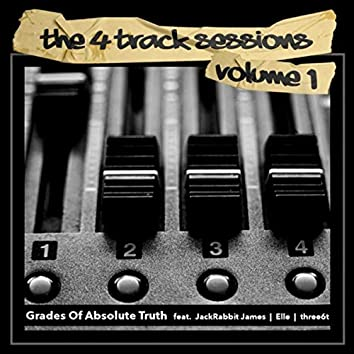 The 4 Track Sessions, Vol. 1 (feat. JackRabbit James, Elle, Three6t)