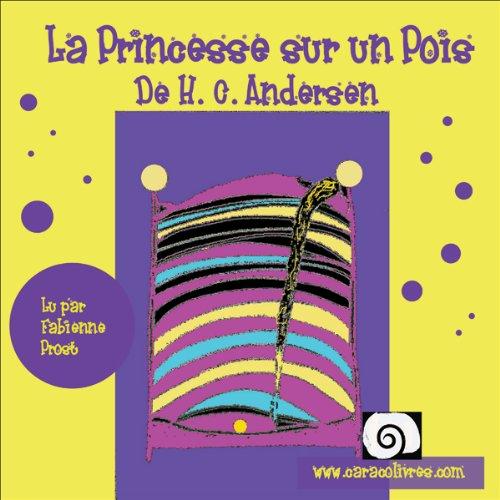 La princesse sur un pois  audiobook cover art