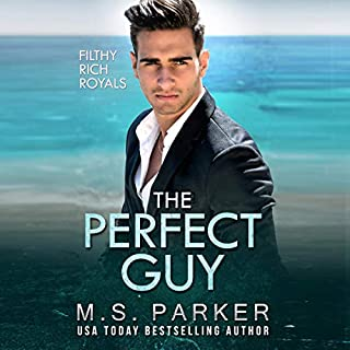 The Perfect Guy: Filthy Rich Royals cover art