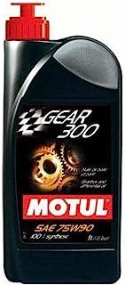Motul Gear 300 75W-90 – Aceite de transmisión, 1 litro