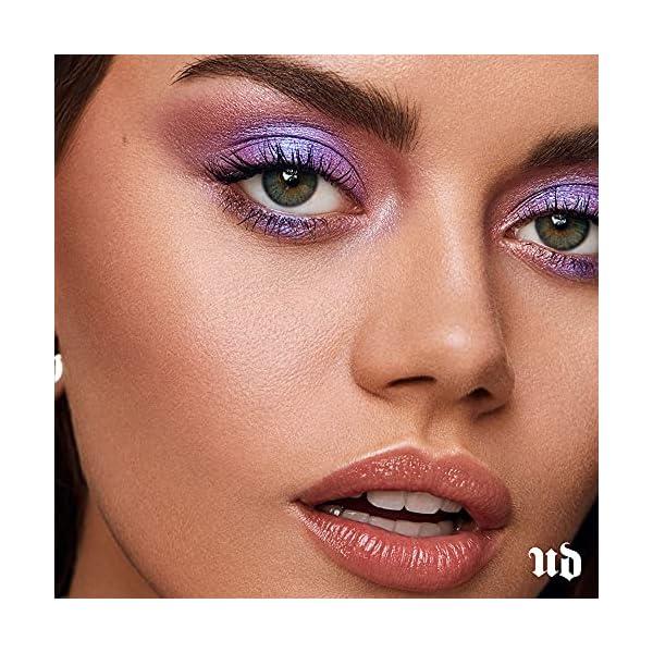 Urban Decay Eye Makeup Set – Naked Ultraviolet Eyeshadow Palette + Full Size Eyeshadow Primer Potion – For Crease-Free…
