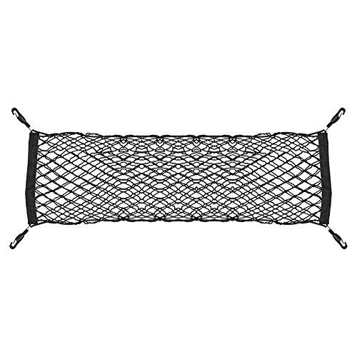 Coffre réseau 65 x 75 cm avec sangle et 4 crochets en caoutchouc