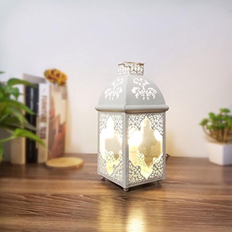 D_HOME Kreative Dekorative Lampen Europischen Studie Schreibtischlampe Einfache Amerikanische Vintage Lampen Individuelle Schlafzimmer Nachttisch Wohnzimmer Nachtlichter