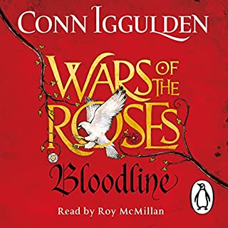 Wars of the Roses: Bloodline cover art