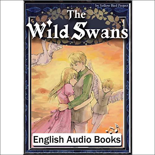『The Wild Swans(白鳥の王子・英語版)』のカバーアート