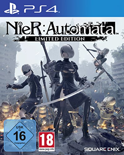 NieR Automata - Limited Edition- [Playstation 4]