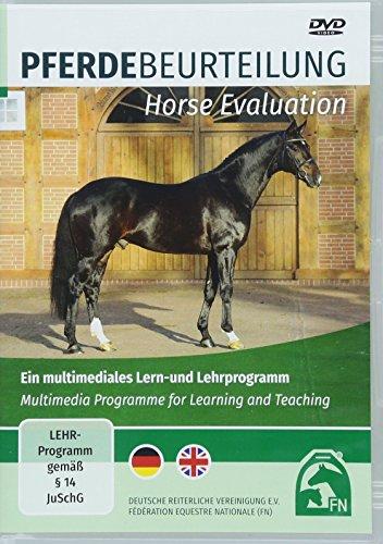 Pferdebeurteilung /Horse Evaluation: Ein multimediales Lern- und Lehrprogramm (DVD-ROM Deutsch /Englisch)