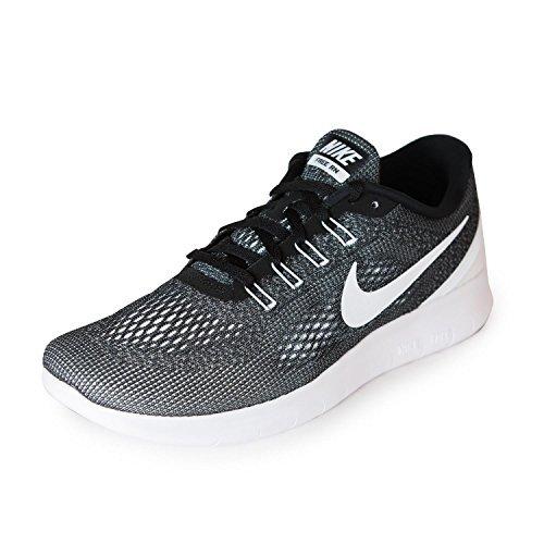 Nike Mens Free Run Running Sneakers from Finish Line Black
