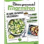 Marmiton Cahier gourmand Végétarien ! de Laurence Alvado