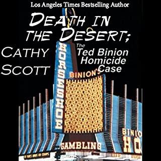 Death in the Desert: The Ted Binion Homicide Case audiobook cover art
