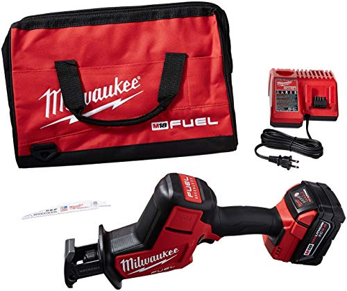 MILWAUKEE'S Electric Tools 2719-21 M18 Fuel Hackzall Kit