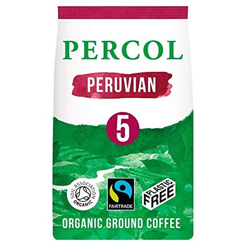 PERCOL | Bold Peruvian Fairtrade Ground | 1 x 200g (ES)