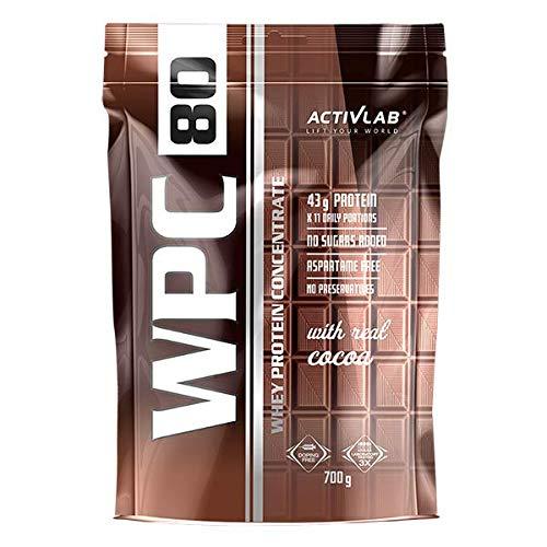 Activlab WPC 80 Standard 700g chocolate truffle