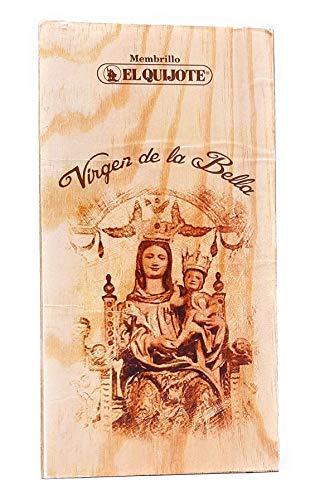 Virgen de La Bella - Membrillo El Quijote - Caja de Madera - 400g