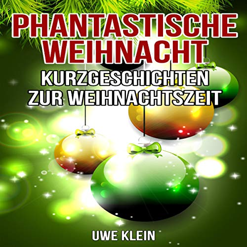 Phantastische Weihnacht [Fantastic Christmas] audiobook cover art