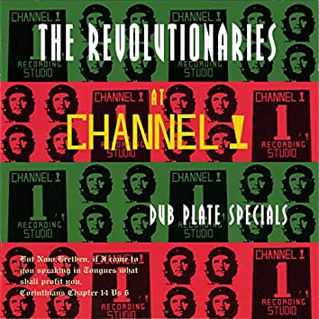 The Revolutionaries at Channel 1 Dub Plate Session