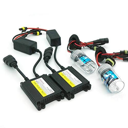 heinmo lámpara de 55W Niebla DRL luz Coche lámpara de xenón HID lastre para H1H3H7H8H9H118808819005HB39006HB46000K