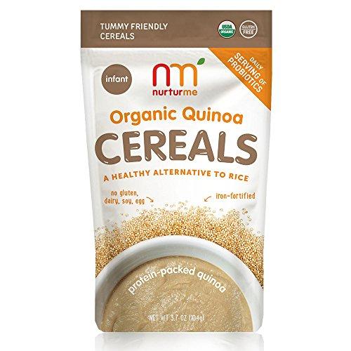 NurturMe Organic Infant Cereals