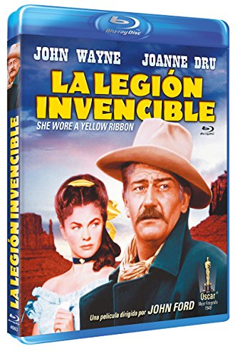 La Legión Invencible BD 1949 She Wore a Yellow Ribbon [Blu-ray]
