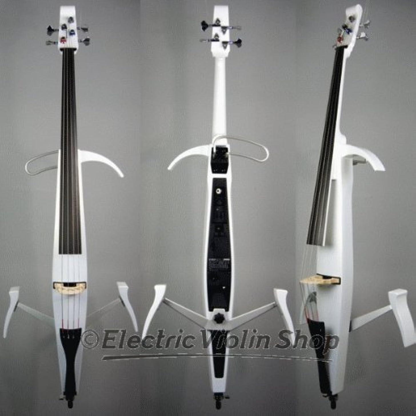 Yamaha SVC-50 Silent Cello, Pearl White