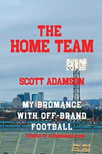 The Home Team: My Bromance with off Brand Football