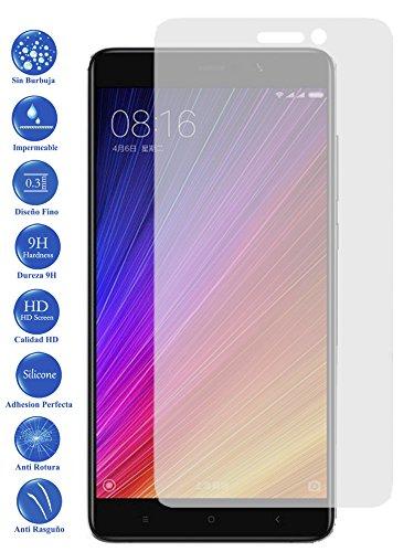 Todotumovil Protector de Pantalla Xiaomi MI5S Plus de Cristal Templado Vidrio 9H para movil