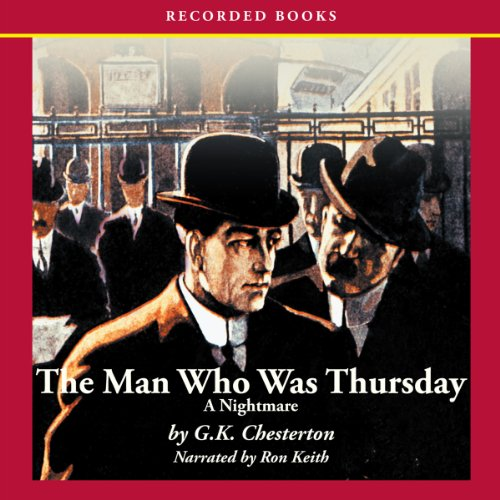 Page de couverture de The Man Who Was Thursday
