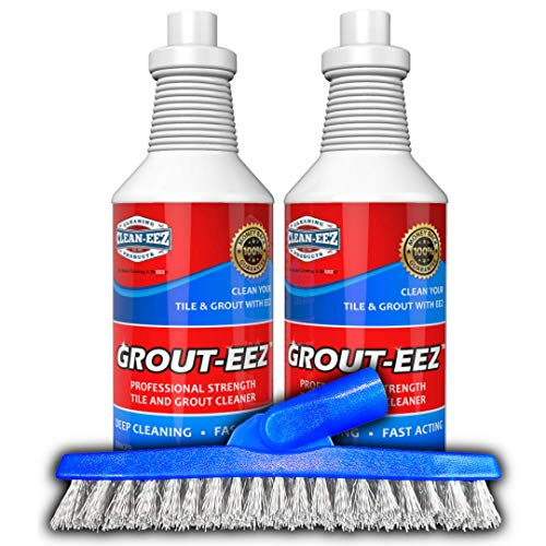 IT JUST Works Grout-EEZ Tile & Grout Cleaner