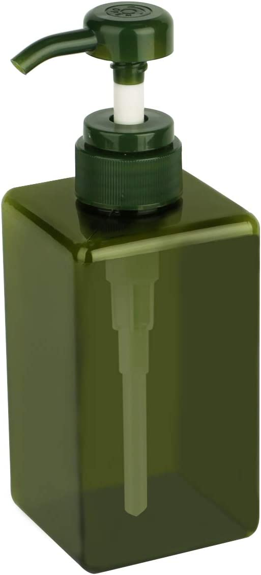 Sale 450ml Pump Bottle Yebeauty Courier shipping free Empty 15oz Plastic B Refillable