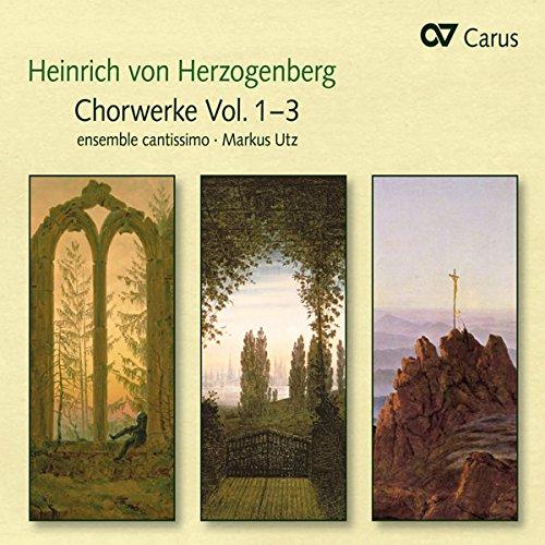 Herzogenberg: Chorwerke Vol. 1-3