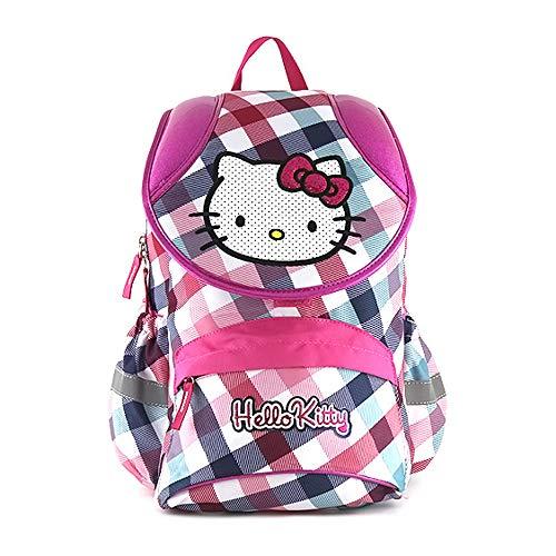 Target Hello Kitty Kinder-Rucksack, 42 cm, Mehrfarbig (Multicolor)