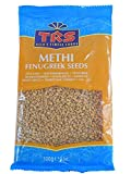Methi Fenugreek Seeds venthayam 100G by TRS