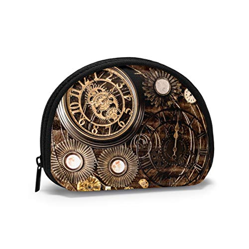 Reloj de Pared Vintage para Mujer y niña, Bolsa de Almacenamiento de...