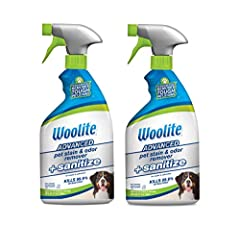 Kills 99. 9% of bacteria on soft surfaces (Kills 99. 9% of Enterobacter aerogenes (ATCC 13408) and Staphylococcus aureus (ATCC 6538)) Permanently removes tough pet stains. Penetrates to eliminate pet odors at their source. Cleans, sanitizes, and deod...
