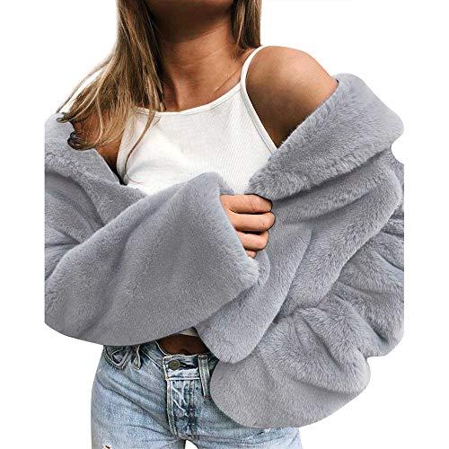 BESSKY Party Spiele & Aktivitäten Frauen Kater Sweatshirts Sport Pullover Tops Hoodies mit Taschen Kapuzenpullover für Damen