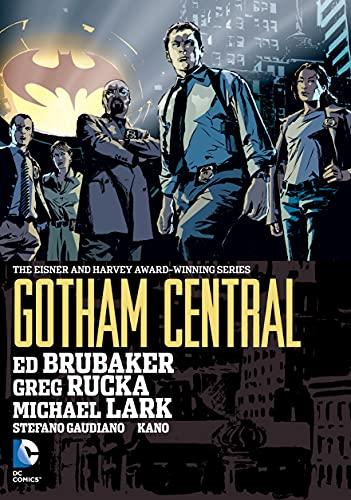 Gotham Central Omnibus (2022 Edition)