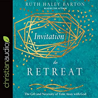 Invitation to Retreat audiobook cover art