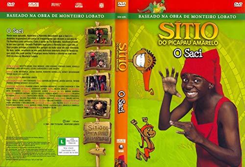 DVD Sitio do Picapau Amarelo, O Saci
