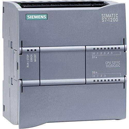 Siemens 6ES7211-1AE31-0XB0 Simatic S7-1200, CPU 1211C, dispositivo compatto