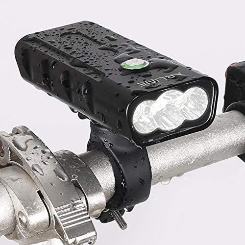 2021 Bike Lights Multifunction High LED Bicycle Super intense SALE Intensity Headlight